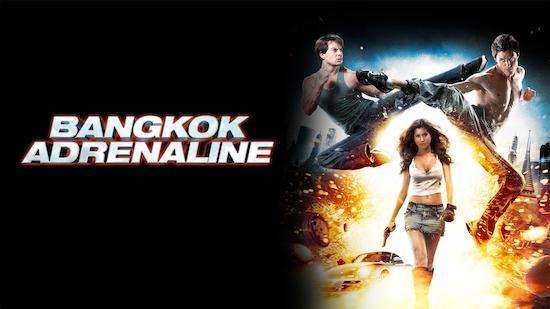 Bangkok Adrenaline - Action/Thriller category image