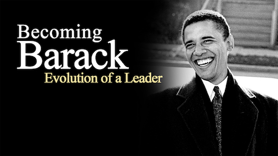 Becoming Barack: Evolution of a Leader - Documentary category image