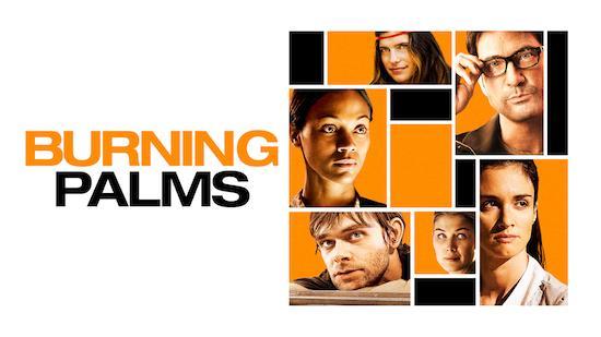 Burning Palms - Thrills & Chills category image