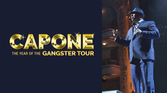 Capone: The Year of the Gangster Tour Pt. 2 - Comedy category image