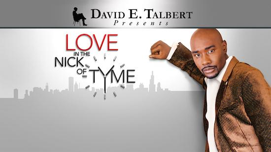David E. Talbert's Love in the Nick of Tyme - Stageplay category image