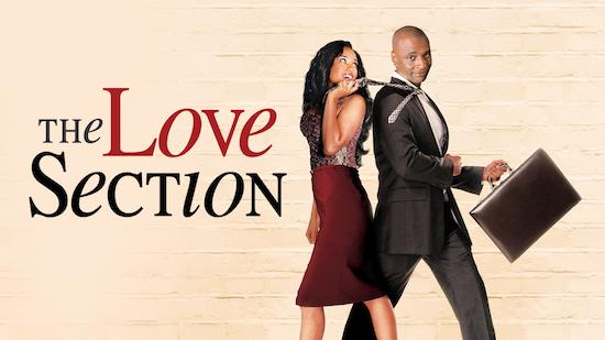 The Love Section - Romance category image