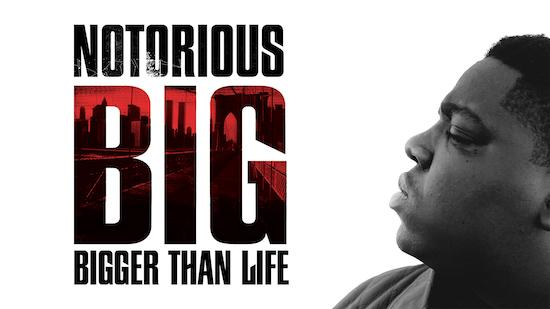 Notorious B.I.G.: Bigger Than Life - Documentary category image