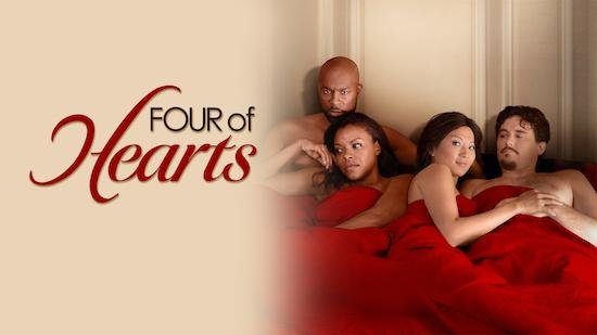 Four of Hearts - Romance category image