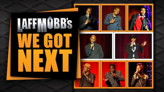 Laff Mobb's We Got Next - New Releases category image